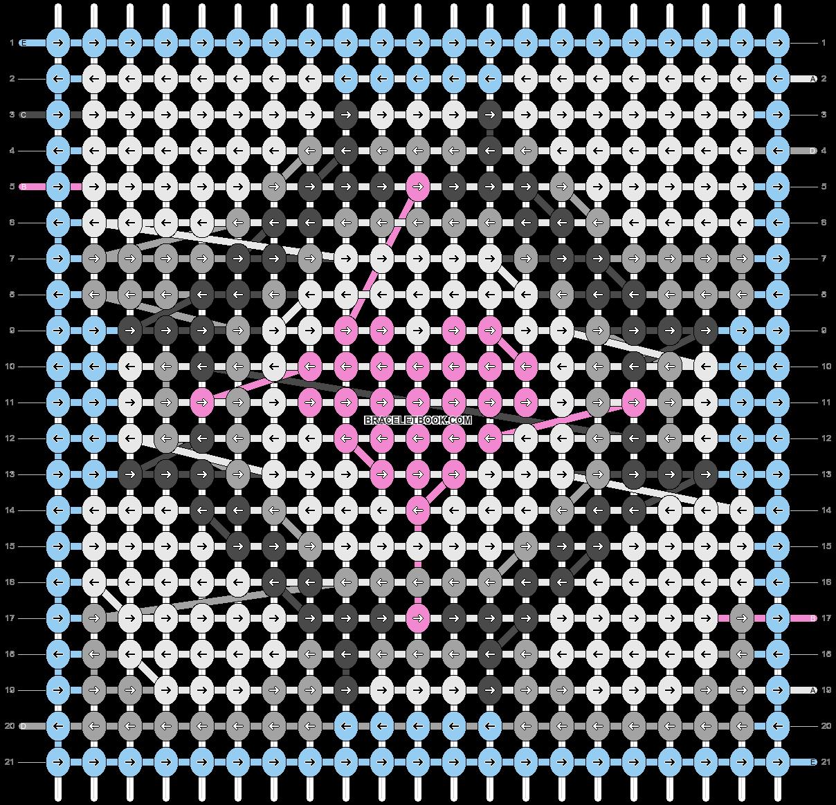 Alpha pattern #59187 pattern