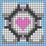 Alpha pattern #59187