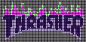 Alpha pattern #59197