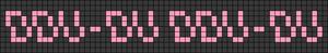 Alpha pattern #59200