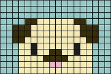 Alpha pattern #59205