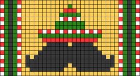 Alpha pattern #59218