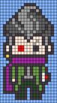 Alpha pattern #59229