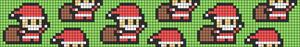 Alpha pattern #59251