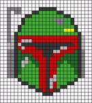 Alpha pattern #59256