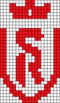 Alpha pattern #59288