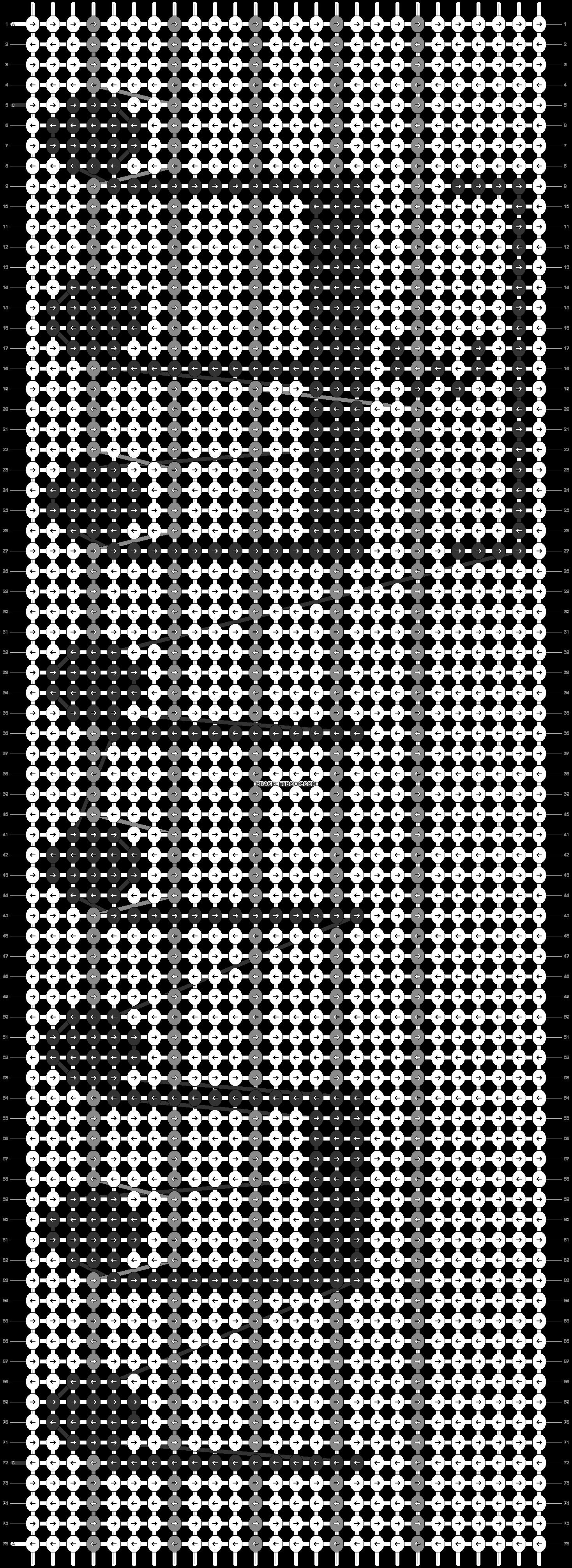 Alpha pattern #59294 pattern