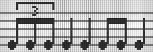 Alpha pattern #59294