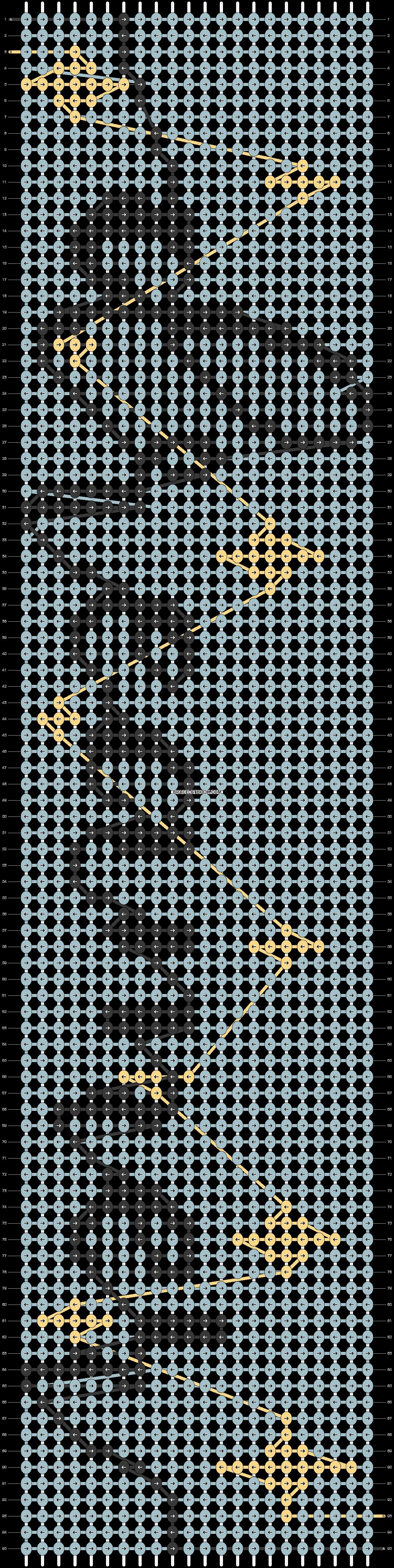 Alpha pattern #59295 pattern