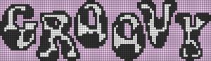 Alpha pattern #59298