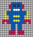 Alpha pattern #59323
