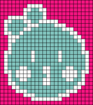 Alpha pattern #59334