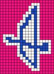 Alpha pattern #59335