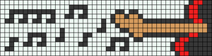 Alpha pattern #59338
