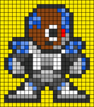 Alpha pattern #59344