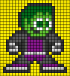 Alpha pattern #59346