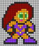 Alpha pattern #59347