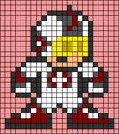 Alpha pattern #59349