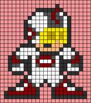 Alpha pattern #59350