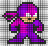 Alpha pattern #59353