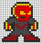 Alpha pattern #59354