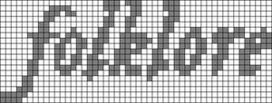 Alpha pattern #59368