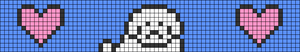 Alpha pattern #59369