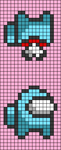 Alpha pattern #59375