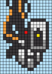 Alpha pattern #59376
