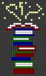 Alpha pattern #59384