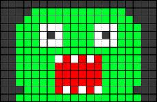 Alpha pattern #59389