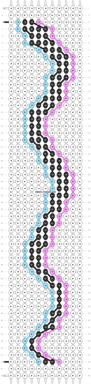 Alpha pattern #59397 pattern