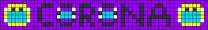 Alpha pattern #59402