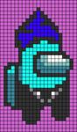 Alpha pattern #59406