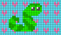 Alpha pattern #59409