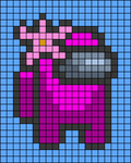 Alpha pattern #59414