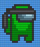 Alpha pattern #59415