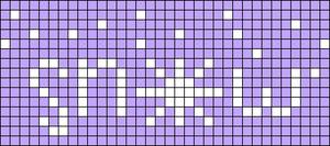Alpha pattern #59421