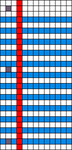 Alpha pattern #59425
