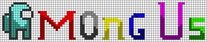 Alpha pattern #59438