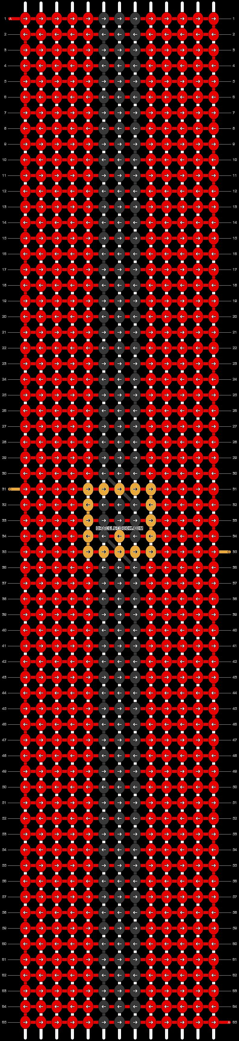 Alpha pattern #59449 pattern