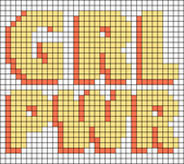 Alpha pattern #59452
