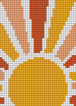 Alpha pattern #59456