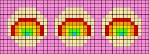 Alpha pattern #59493