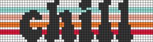 Alpha pattern #59501