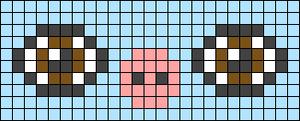 Alpha pattern #59507