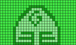 Alpha pattern #59515