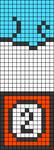 Alpha pattern #59516