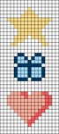 Alpha pattern #59525