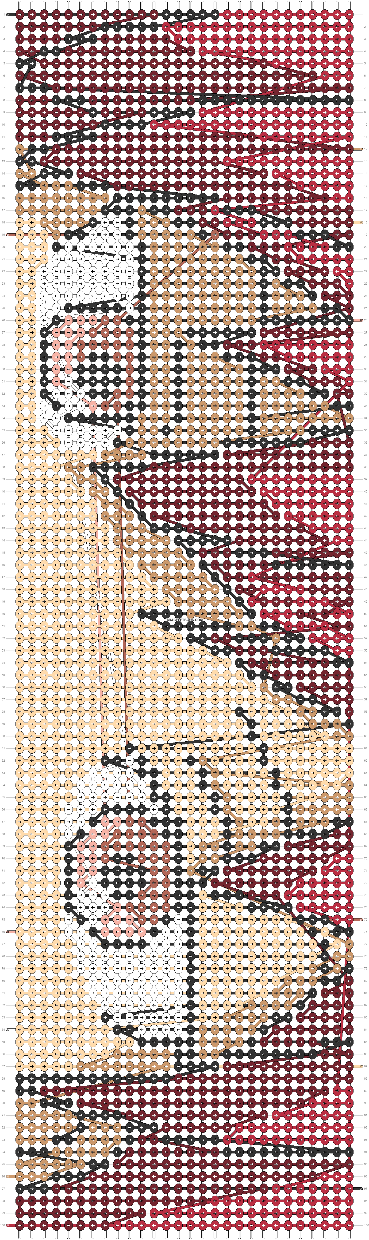 Alpha pattern #59526 pattern